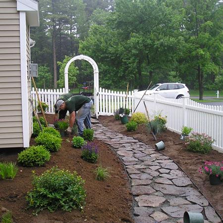 Your one stop landscape solution in the Foxboro area - Landscaper In Foxborough, MA Lawn And Plant Care Mosquito & Tick